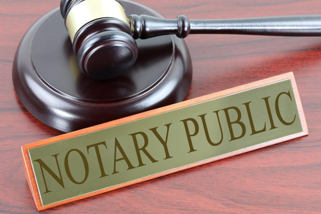 Toronto Notary Public